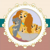 41067 - DEC - Mother's Day 2021 - Lady and the Tramp