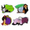 41174 - DS - Disney Villains Not Today Set