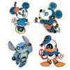 41253 - DS - Mickey Mouse and Friends Robot Set