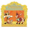 41943 - DEC - Pinocchio 80th Anniversary - Pinocchio & Lampwick