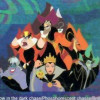 42058 - Kraken Trade/Loungefly - Villains Flames Blind Box