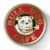 42115 - DS - D23 Rocketeer 30th Anniversary Set - The Bulldog Cafe Logo