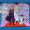 42383 - SDR - Pin Trading Fun Day 2021 - Elsa and Anna Jumbo