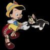 42428 - Artland - Pinocchio - Pinocchio and Figaro