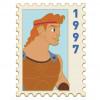 42434 - DEC - Postage Stamp Series - Hercules