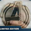 42457 - Avengers Campus LE 1000 Large Pin