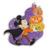 42521 - DLR/WDW - Halloween 2021 - Mickey Mouse with Jack-o'-Lantern