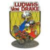 42793 - DLR/WDW - Walt Disney's Wonderful World of Color 60th Anniversary - Ludwig Von Drake