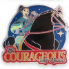 42799 - DLR/WDW - Be You Mystery Collection - Be Courageous Like Mulan