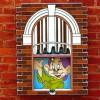 42975 - DLR - The Windows of Main Street USA - Dopey