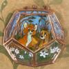 42976 - DLR/WDW - Where Fantasy Grows - A Disney Terrarium Series - The Fox and the Hound
