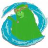 43118 - WDI - Moana - Ocean Wave Swirl Te Fiti