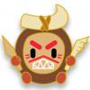 43122 - WDI - Moana Adorbs Mystery Pin Set - Kakamora Bonehead