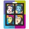 43139 - WDI - Pop Art Snow White - 4 Pin Set