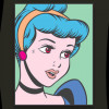 43141 - WDI - Pop Art Cinderella - Cinderella Square 2