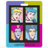 43144 - WDI - Pop Art Cinderella - Four Pin Set