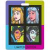 43149 - WDI - Pop Art Sleeping Beauty - Four Pin Set