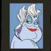 43153 - WDI - Pop Art The Little Mermaid - Ursula Square 4