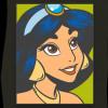 43160 - WDI - Pop Art Aladdin - Jasmine Square 1
