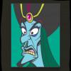 43162 - WDI - Pop Art Aladdin - Jafar Square 3