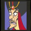 43163 - WDI - Pop Art Aladdin - Jafar Square 4