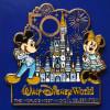 43018 - WDW - Walt Disney World 50th Anniversary - Mickey, Minnie, Cinderella's Castle