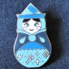 3586 - Nesting Dolls Mini Pin Pack - Merryweather ONLY