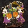4208 - WDW - Mickey's Not So Scary Halloween Party 2014 - Mickey and Minnie