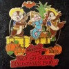 4207 - WDW - Mickey's Not So Scary Halloween Party 2014 - Western Clarice, Chip and Dale