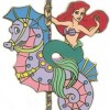 4484 - Disney Auctions - Princess Carousel Horse (Ariel)