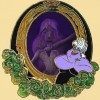 4491 - WDW - 13 Reflections of Evil - Villains Mirror Image Boxed Set - Ursula ONLY