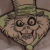 5031 - DLR - Haunted Mansion® O'Pin House - Hatbox Ghost Invitation